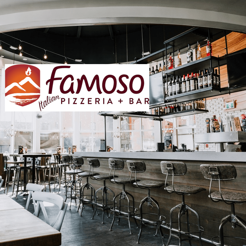 Famoso Neapolitan Pizzerias Available in Various Locations