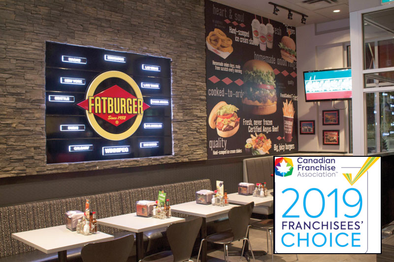 Fatburger Franchises Available in Various Locations