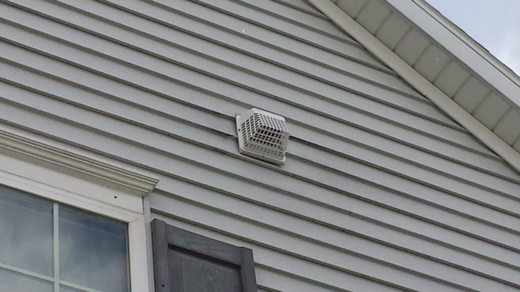 Bathroom vent cover