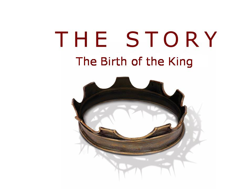 The Story: The Birth of the King Image