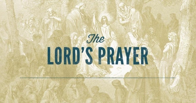 The Lord's Prayer: Our Father in heaven... Image