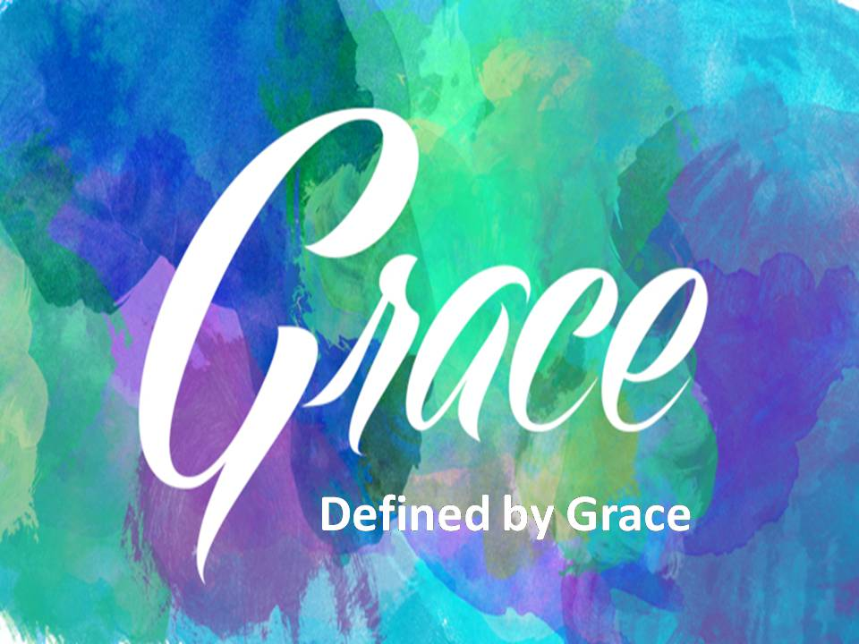 Defined by Grace Image