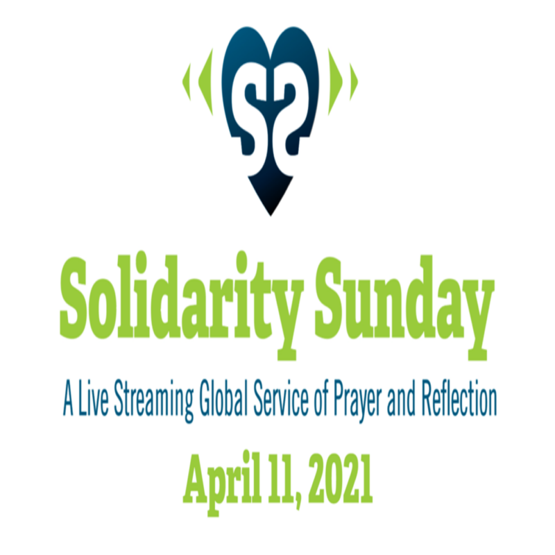 Canadian Baptist Ministries Solidarity Sunday Image