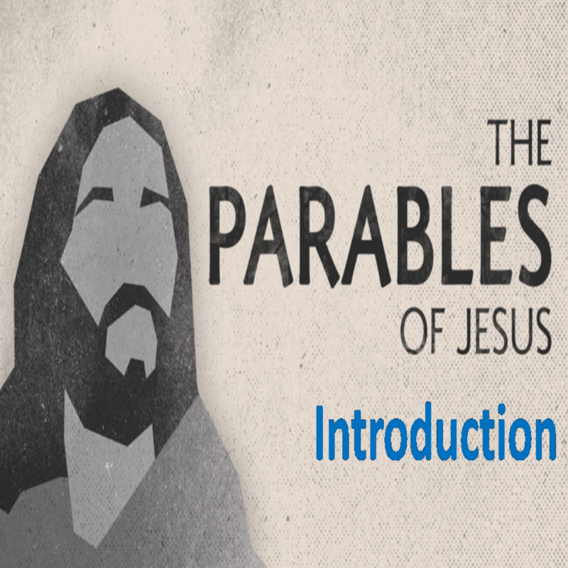 The Parables of Jesus: Introduction Image