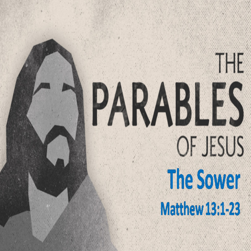 The Parables of Jesus: The Sower Image