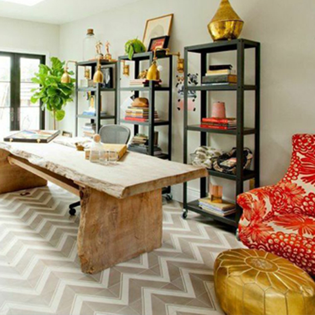 As Seen In… HGTV's Genevieve Gorder's Home Office