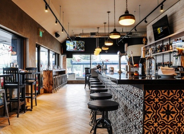 Jred & Co. Eatery, Canada