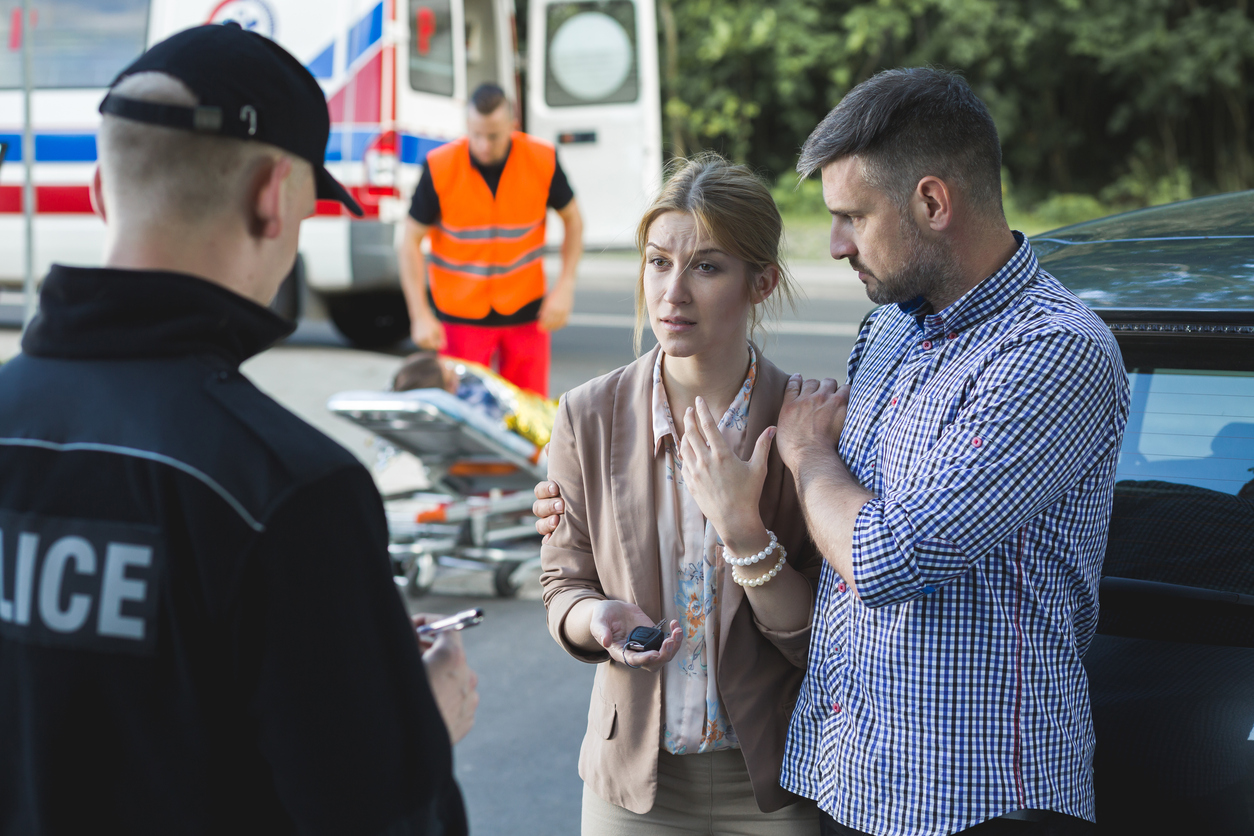 Witnessed an Accident? What You Can Do