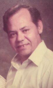 Cesario Rodriguez Chapa Jr.