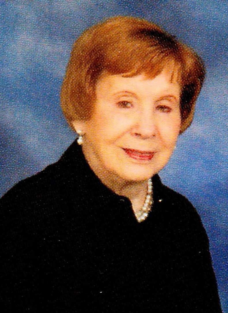 Mosley, Evelyn obit photo