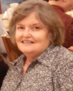 Barbara Faye Gasparovich
