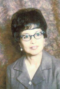 Bertha Hernandez Navarrete