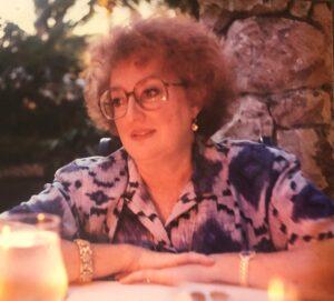 Linda Arend Rimmer