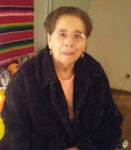 Molina, Maria obit