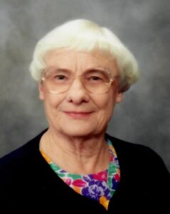 Evelyn Louise Richardson