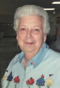 Lois Marie (Chaney) Briles