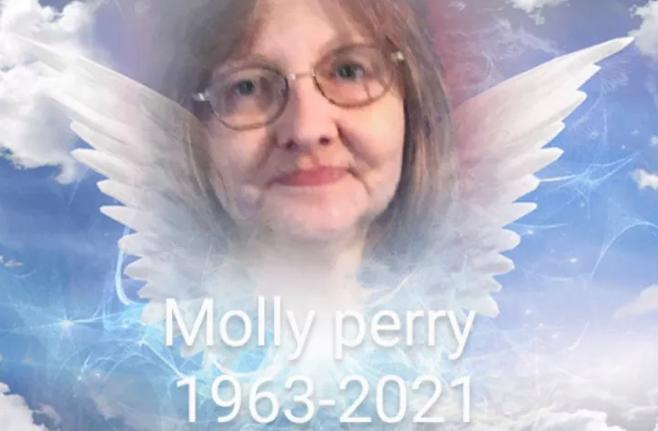 Perry, Molly obit