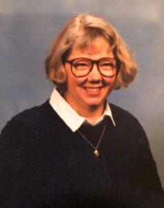 Martha Diana Cox Rudolph, Ph. D.