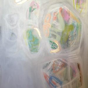 Bubble Yum 36x48