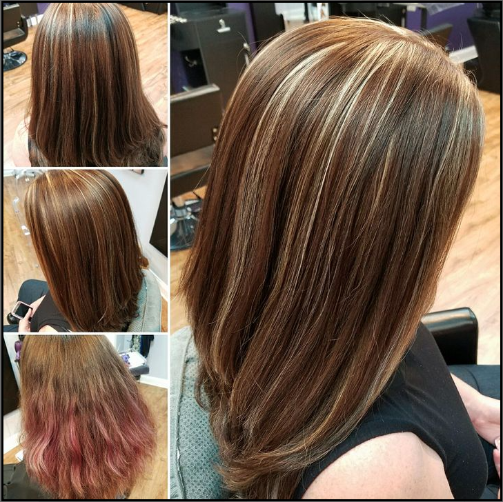 A-Cappella-Salon Color Refresh