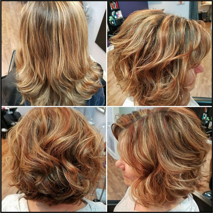 A-Cappella-Salon Cut and Color