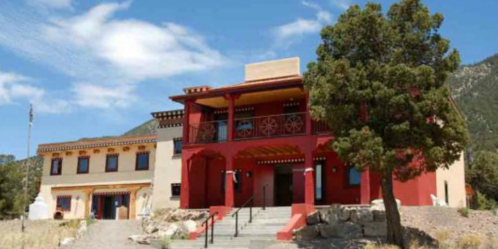 Vajar Vidya Temple Crestone Colorado