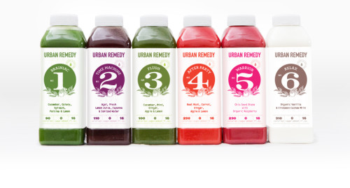 Signature Cleanse www.urbanremedy.com
