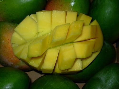 California Keitt Mangos