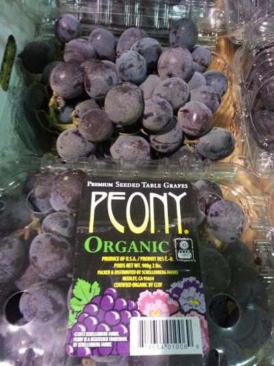 Peony grape pic