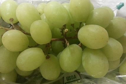 Seasonal Eats Sugraones Peruvian Grapes