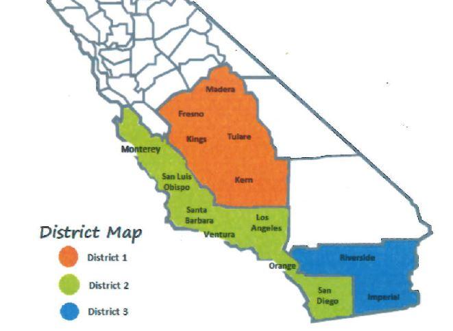 Citrus Districts
