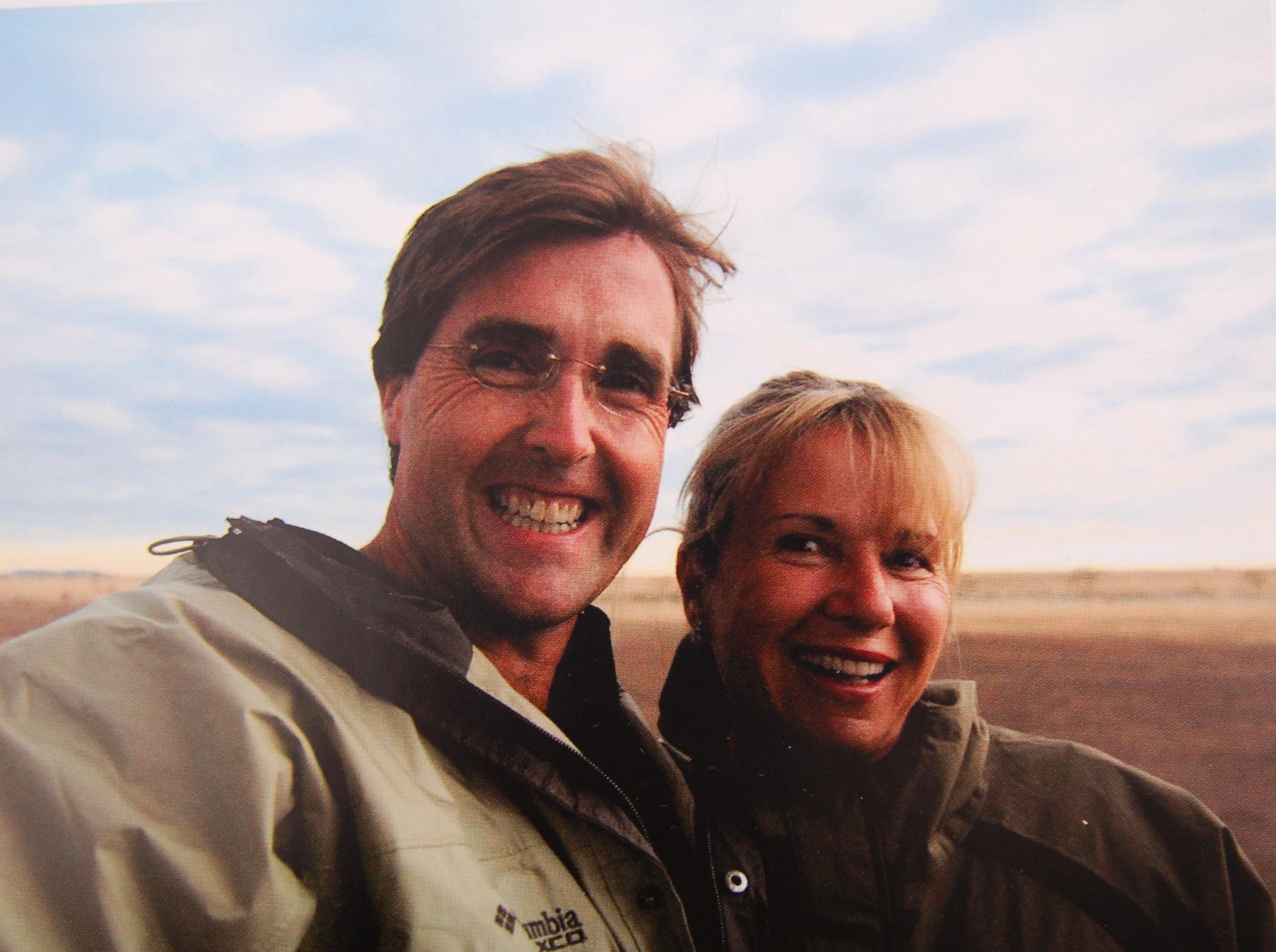 Jason and Sheryl Kunkle
