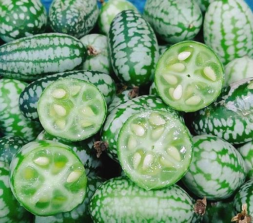 Watermelon Gherkins