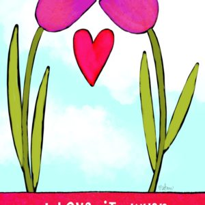 Valentine Card Designed by LeAnne Poindexter