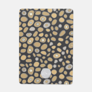 Sticks and Stones Clipboard designed by LeAnne Poindexter