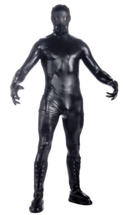 American Horror Story Rubber Man Costume