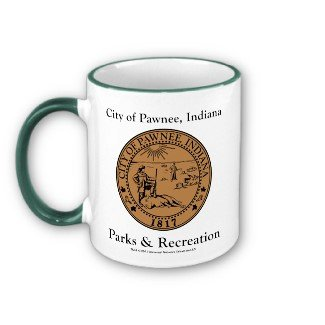 City of Pawnee Mug – Parks and Recreation