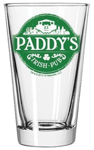 Paddy's Bar Glass – Always Sunny