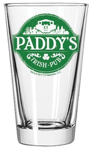 Paddy's Bar Glass – Always Sunny