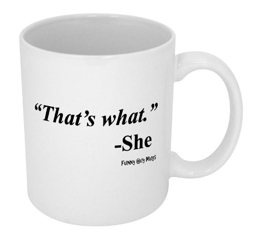 That's What Coffee Mug – The Office