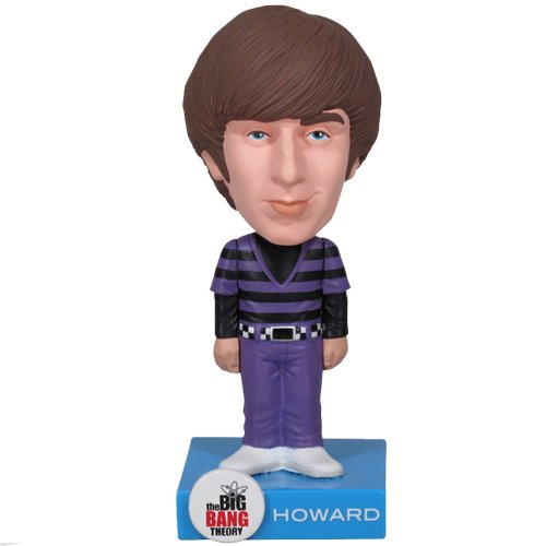 Howard Wacky Wobbler – The Big Bang Theory