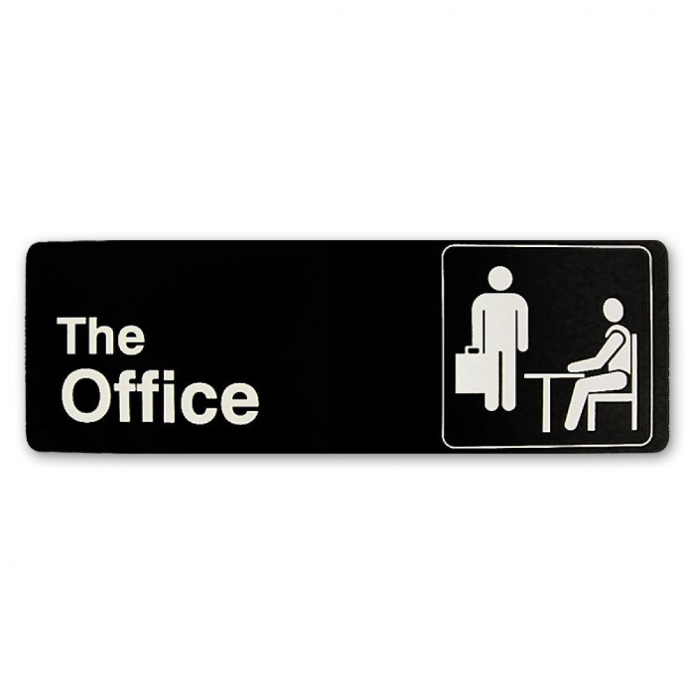 The Office Sign – The Office
