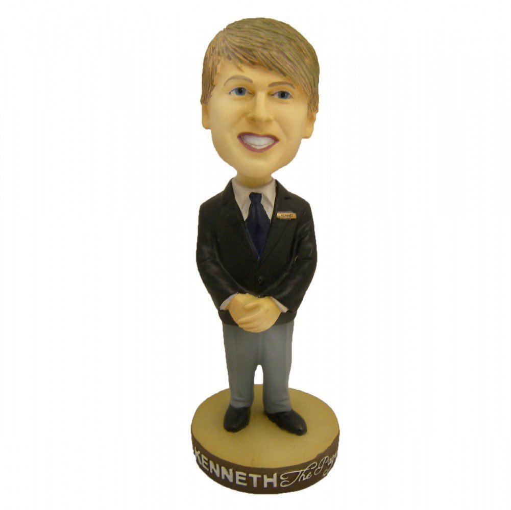 Kenneth Page Bobblehead – 30 Rock
