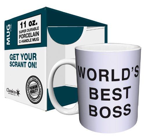 World's Best Boss Mug – The Office