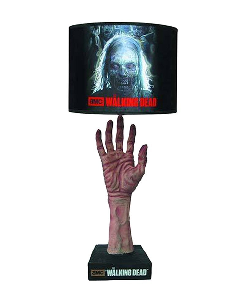 Zombie Lamp – The Walking Dead