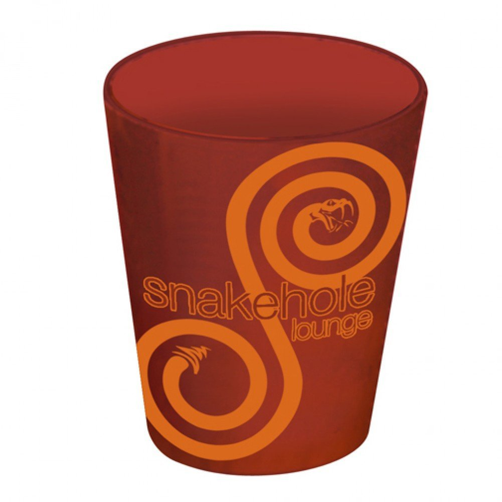 Snakehole Lounge Shot Glass – Parks and Recreation