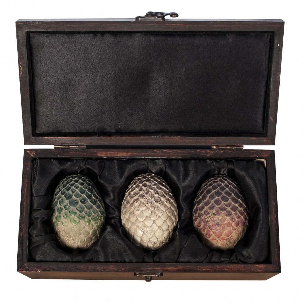 Game of Thrones Dragon Eggs Collectible Set