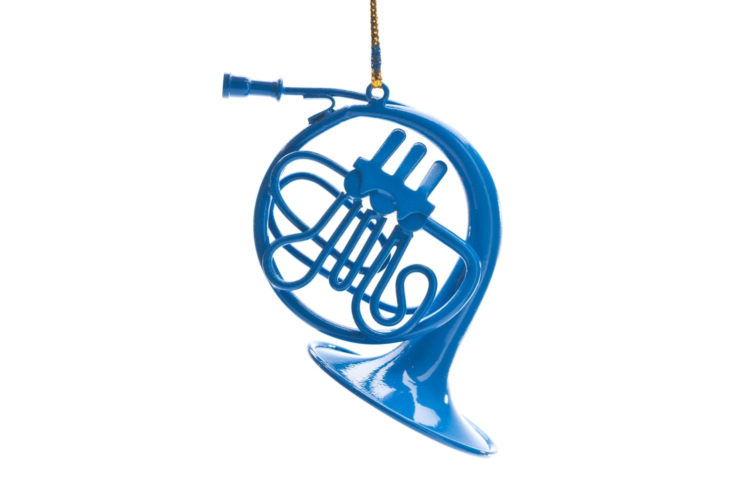 Blue French Horn Ornament – How I Met Your Mother