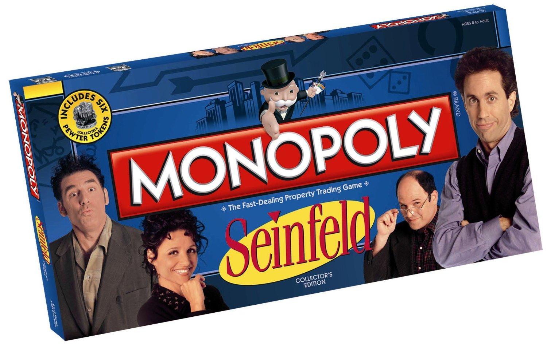 Seinfeld Monopoly