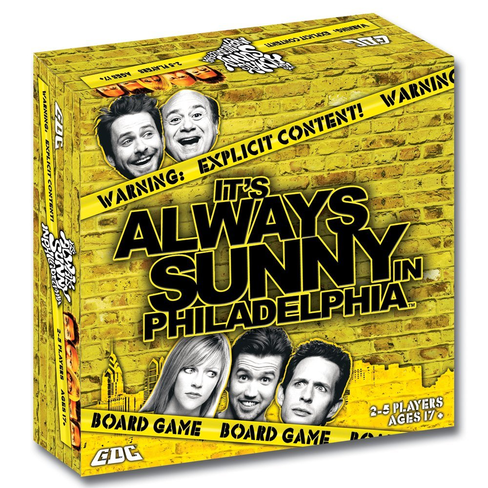 It's Always Sunny Board Game